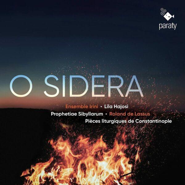 Lassus: O Sidera - Ensemble Irini