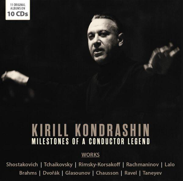 Milestones Of A Conductor Legend - Kirill Kondrashin