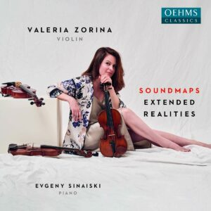 Soundmaps Extended Realities - Valeria Zorina & Evgeny Sinaiski