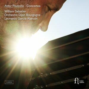 Piazzolla: Concertos - William Sabatier