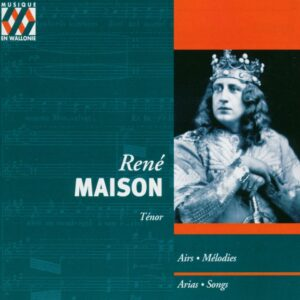 Airs Divers: Beethoven, Wagner, Berlioz… - Rene Maison