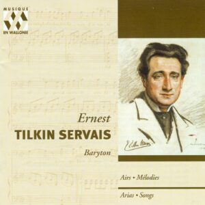 Donizetti/Rossini/Verdi - Ernest Tilkin Servais