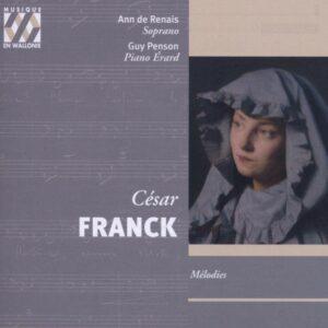 Franck: Mélodies - Ann De Renais