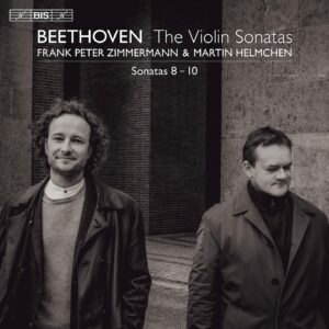 Beethoven: Violin Sonatas Vol. 3 - Frank Peter Zimmermann & Martin Helmchen