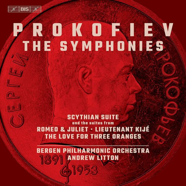 Prokofiev: The Symphonies - Andrew Litton