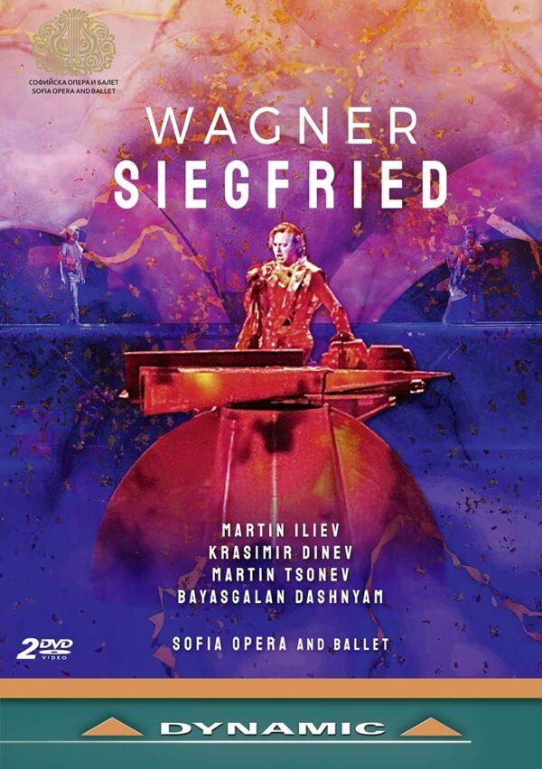 Richard Wagner: Siegfried - Sofia Opera and Ballet