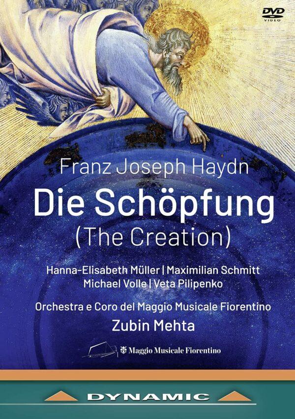 Haydn: Die Schöpfung - Zubin Mehta