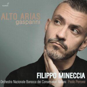 Francesco Gasparini: Alto Arias - Filippo Minecca