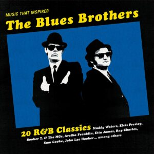 Music That Inspired The Blues Brothers (OST) (Vinyl)