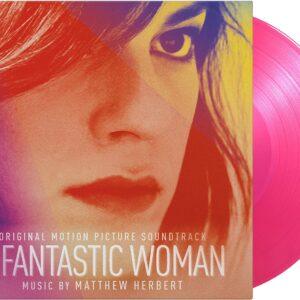 A Fantastic Woman (OST) (Vinyl) - Matthew Herbert