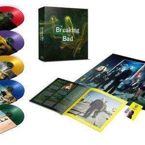 Breaking Bad (Box Set Colored Vinyl) (OST) (Vinyl)