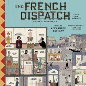 The French Dispatch (OST) - Alexandre Desplat