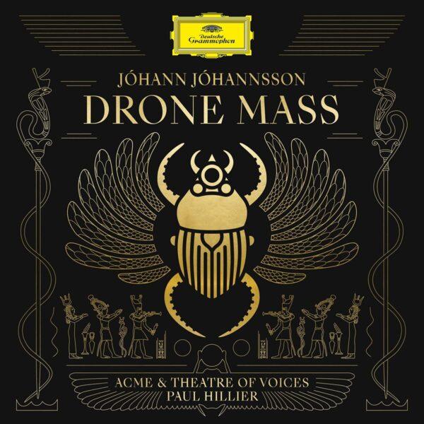 Johann Johannson: Drone Mass (Vinyl) - Theatre Of Voices