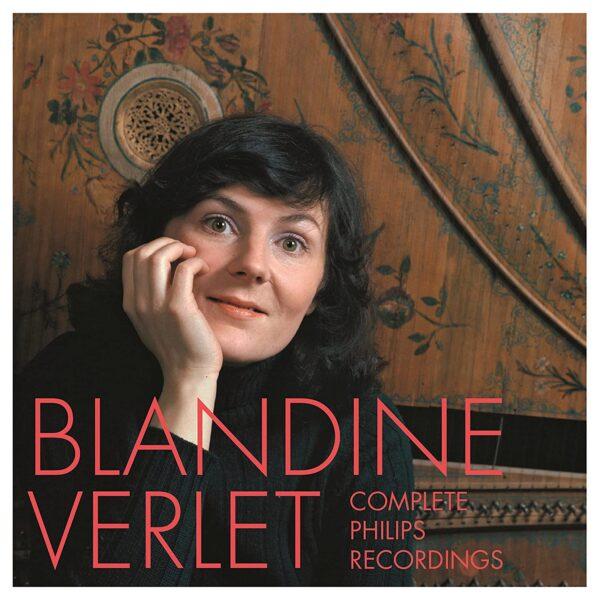 Complete Philips Recordings - Blandine Verlet