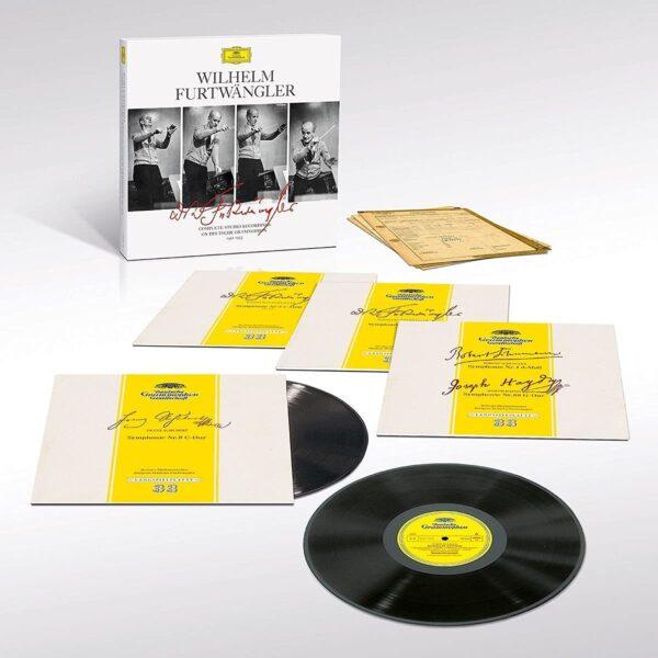 Complete Studio Recordings On Deutsche Gramophon 1950-1953 (Vinyl) - Wilhelm Furtwängler