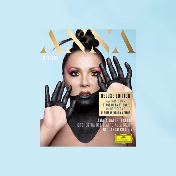 Amata Dalle Tenebre (CD + BluRay Deluxe Edition) - Anna Netrebko