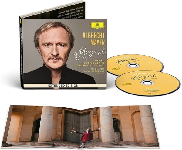Mozart: Works For Oboe And Orchestra & Chamber Music For Oboe - Albrecht Mayer