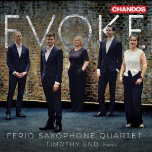 Evoke - Ferio Saxophone Quartet
