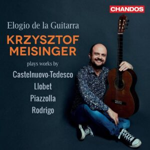 Elogio De La Guitarra - Krzysztof Meisinger