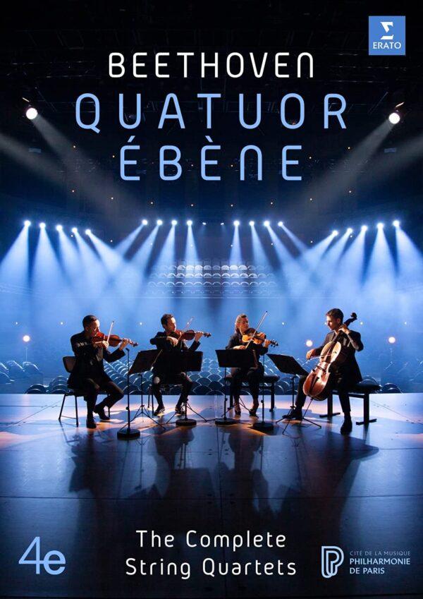 Beethoven: The Complete String Quartets - Quatuor Ébène