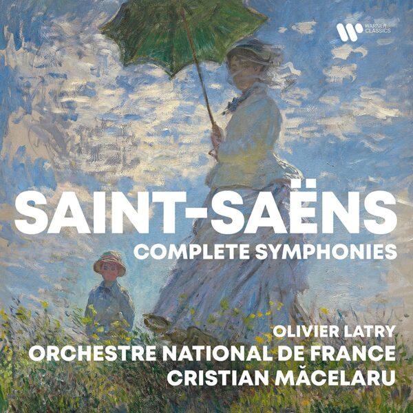 Saint-Saens: Complete Symphonies - Cristian Macelaru