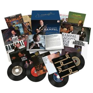 The Complete CBS Masterworks Recordings - Jean-Pierre Rampal