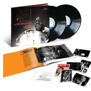 First Flight To Tokyo: The Lost 1961 Recordings (Vinyl) - Art Blakey & The Jazz Messengers