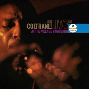 """Live"" At The Village Vanguard (Vinyl) - John Coltrane"