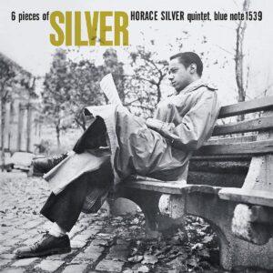 6 Pieces Of Silver (Vinyl) - Horace Silver