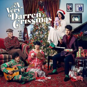 A Very Darren Crissmas (Vinyl) - Darren Criss