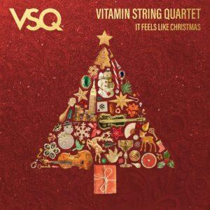 It Feels Like Christmas - Vitamin String Quartet