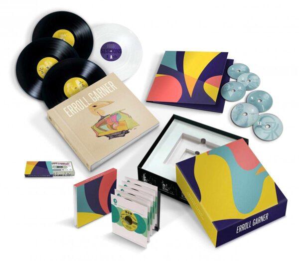 Liberation In Swing: Centennial Collection (Box-Set) (Vinyl) - Erroll Garner