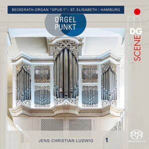Various Composers: Orgelpunkt - Jens-Christian Ludwig