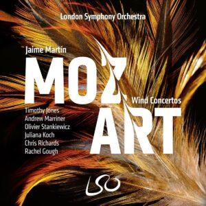 Mozart: Wind Concertos - London Symphony Orchestra