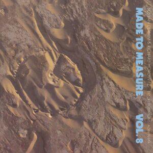 Desert Equations: Azax Attra (Made To Measure Vol.8) (Vinyl) - Sussan Deyhim & Richard Horowitz