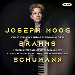Brahms / Schumann:  - Joseph Moog