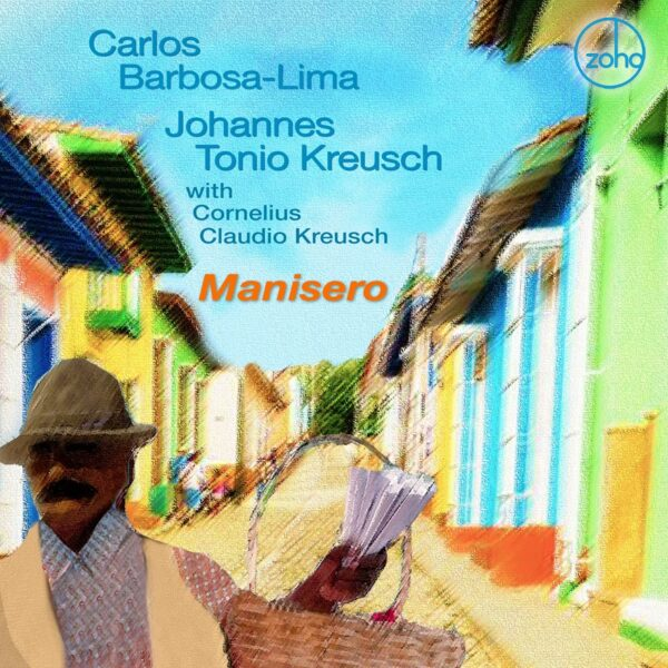 Manisero - Carlos Barbosa-Lima & Johannes Tonio Kreusch