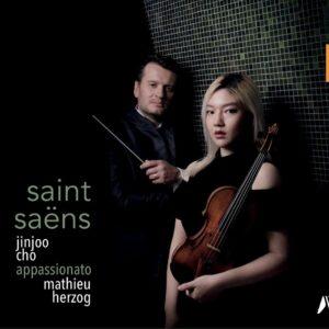 Saint-Saëns: Works For Violin & Orchestra - Jinjoo Cho