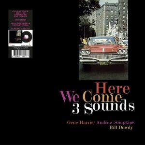 Here We Come (Vinyl) - Three Sounds