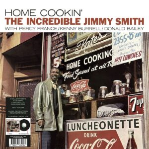 Home Cookin' (Vinyl) - Jimmy Smith