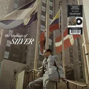 Stylings Of Silver (Vinyl) - Horace Silver Quintet