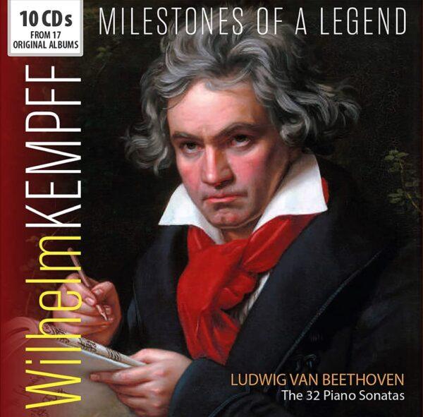 Beethoven: Complete Piano Sonatas - Wilhelm Kempff