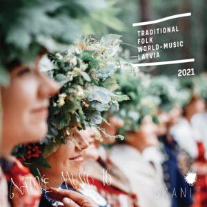 Native Music 16: Traditional Folk World-Music Latvia