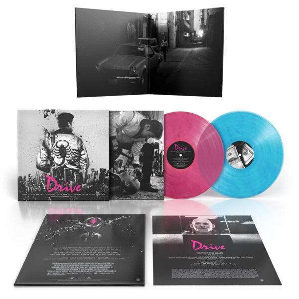 Drive (OST) (Vinyl) - Cliff Martinez