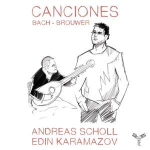Canciones - Andreas Scholl