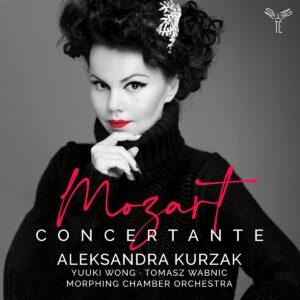 Mozart: Concertante - Aleksandra Kurzak