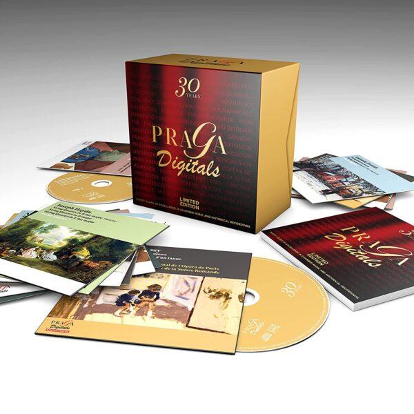 30 Years Of Praga - The Anniversary