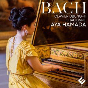 Bach: Clavier Übung II, Chaconne - Aya Hamada