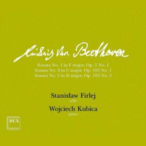 Beethoven: Cello Sonatas - Stanislaw Firlej