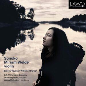 Bruch / Williams / Barber - Sonoko Miriam Welde